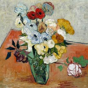 van Gogh, Vincent : Roses and Anemones