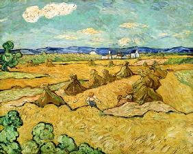 van Gogh, Vincent : The Haystacks