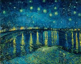 The Starry Night 1888