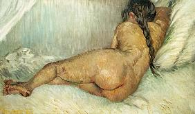 van Gogh, Vincent : Female back act