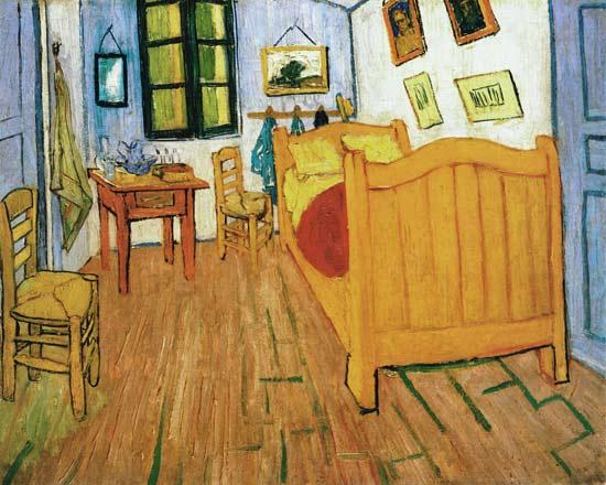 van gogh 39 s bedroom at arles vincent van gogh as art