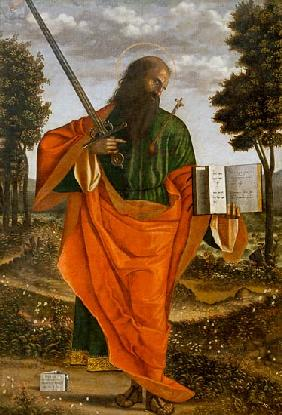 V.Carpaccio / Apostle Paul / 1520