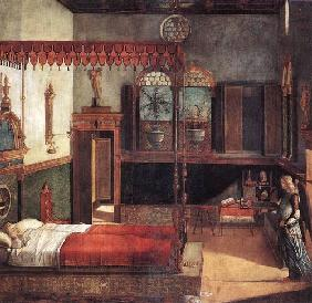Dream of St. Ursula