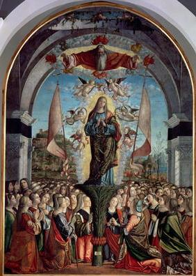 Glorification of St. Ursula and her Companions