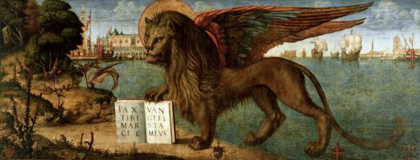 The Lion of St. Mark