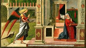 The Annunciation (detail of 120955)