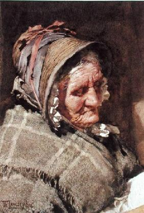A Newlyn Fish Wife