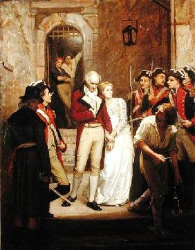 Scene from the French Revolution