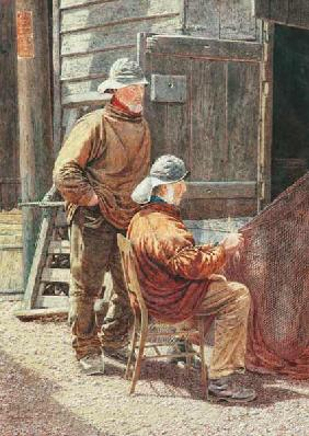 Mending the Nets, Hastings