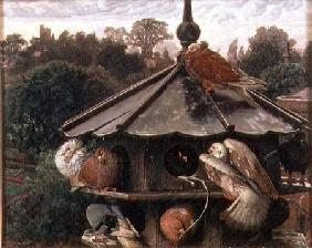 The Festival of St. Swithin or The Dovecote