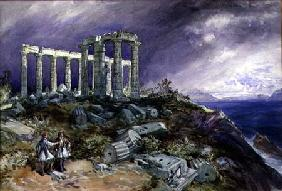 The Temple of Poseidon, Sunium