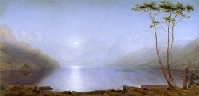 Turner, William : Loch Duich, Summer Moonlig...